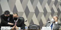 'Há culpados e eles serão punidos', diz cúpula da CPI sobre mortes da covid