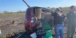 Helicóptero com quase 300 kg de cocaína cai em fazenda no Pantanal